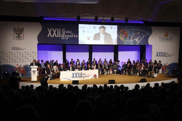 XXII Gala del deporte