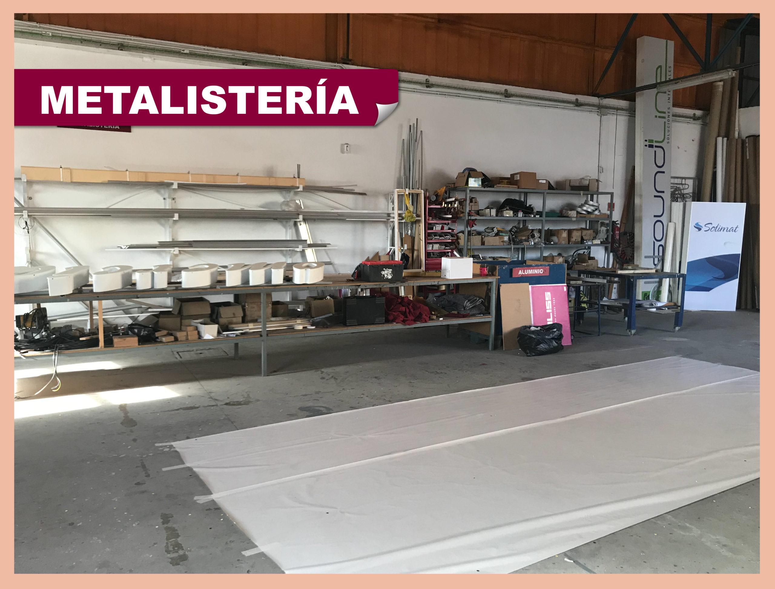 metalisteria