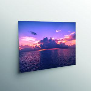 Foto impresión en lona